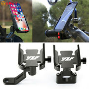 Adjustable Mobile Phone Holder Motorcycle Clip Holder For Yamaha Yzfr1 R3 R6 Yzf