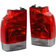 Fits 2001 - 2004 Volvo V70 Tail Light Assembly Driver And Passenger Side