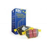 Ebc For Ford Escort 1991 1992 1993 Front Brake Pads Yellowstuff
