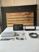 Garmin Gpsmap 741xs Chartplotter Radar Fishfinder Gps W/ Pwr Cable And Accessories