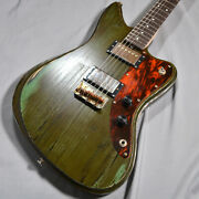 Bacchus Jrp Surf Breaker Sb-hh And03921sp /army Green Ggao2