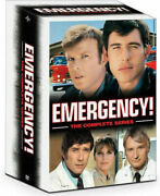 Emergency Complete Tv Series Dvd Seasons 1 - 6 + Final Rescues Usa New