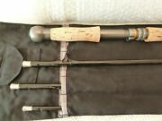 Hardy Hbx 13'6 8/9 Fly Fishing Rod Very Unique See Description