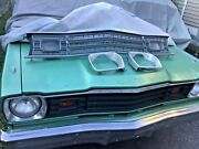 1973 1974 1975 Plymouth Duster Grill Set Up Scamp Valiant