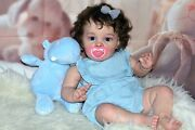 Reborn Baby Dolls Betty Made From Limited Sold Out Kit Benjamin By Natali Blick
