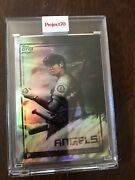 Topps Project 70 1991 Shohei Ohtani By Chuck Styles Rainbow Foil 30/70 Brand New