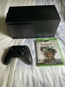 Xbox Series X 1tb + Extra Controller +xbsx Headset +cod Cold War Game