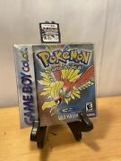 Pokemon Gold Version Game Boy Color Tested And In Good Condition Read Description