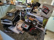 Traxxas Trx4 Bronco Rc Crawler Boxed Battery And Charger