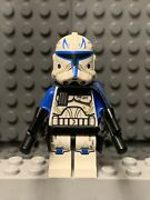 Lego Star Wars Phase 2 Captain Rex Minifigure Rare 75012 Great Condition