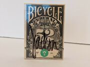 Kings Wild Project 2013 Federal 52 Playing Cards Autographed By Jackson Robinson