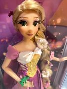 Disney Store Rapunzel Limited Edition Doll Tangled In Hand Quick Shipping