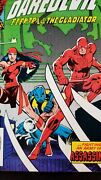 Clean Raw Marvel 1981 Daredevil 174 First Team Appear The Hand Miller Elektra