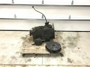 M39 M54 G744 Military Multifuel 5 Ton Truck Transmission Spicer 6352 Pto