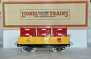 Mth 11-30151 Lionel Corp. Tinplate Standard Gauge 212 Circus Gondola Containers