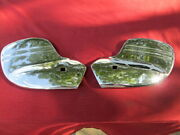 Vintage Nos 1940 Ford And Mercury Bumper End Wings. New Old Stock