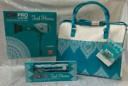 Chi Pro Dryer And G2 Flat Iron And Caddy