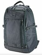 Alpha One Niner Pathfinder Backpack X-pac Black, White Interior. Discontinued