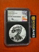 2019 S Enhanced Reverse Proof Silver Eagle Ngc Pf70 First Day Of Issue Mercanti