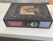 John Wick Chapter 3 Parabellum Russian Folklore Book Safe With 2 Coins