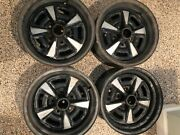 Pontiac Rally Ii Wheels Set Of Four 4 Oem Very Minor Surface Rust Only