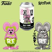 Funko Soda Rat Fink Neon Le 5000 - Pack Of 6 Sealed Case Guaranteed Chase