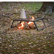 Heavy-duty Camp Over-fire Grill 24 X 16 Outdoor Camping Gear Kitchen New