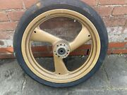 Ducati Brembo Used Original Front Wheel 17 As Fitted To Several Models