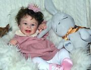 Reborn Baby Dolls Hannah Made From Original Limited Kit Harper By Andrea Arcello
