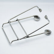 Raleigh Chopper Mk2 Rear Rack/carrier Stainless Steel Polished Finish