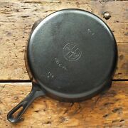 Vintage Griswold Cast Iron Skillet Frying Pan 8 Small Block Logo - Ironspoon