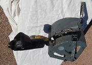 Usn Usmc Naa T-2a Buckeye Jet Trainer Pilots Complete Throttle Quadrant Assembly