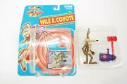 1993 Tyco Looney Toons Wile E. Coyote Action Figure Ty