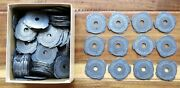 Vintage - Lot Of 127 Webster Chicago Co. Metal 45 Rpm Record Insert Adapter