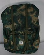 Supply Company Little America 25l Backpack Ivy Green New
