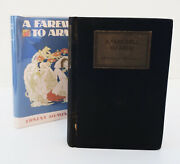 1929 A Farewell To Arms, First Edition Ernest Hemingway