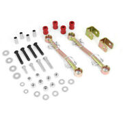 Rugged Ridge For Jeep Wrangler Tj 1997-2006 Sway Bar End Links Front 4-inch Lift