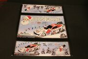 John Force And03908 Norwalk Raceway Nights Under Fire Color Chrome Rare