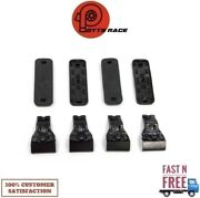 Rhino Rack Dk224 Fitting Clip Kit Dk Includes 4 Pads 4 Clamps Roof Rack