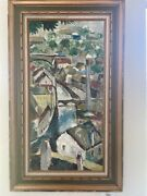 Original Oil Painting- Chester Snowden - Excellent Art, Listed