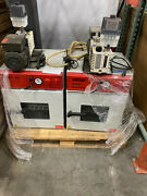 For Parts Repair Lot Of 2 Binder Vacuum Ovens With Pumps 9030-0023