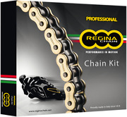 Regina Z-ring Chain And Sprocket Kit With Front And Rear Sprockets 7zrp/118kbm004