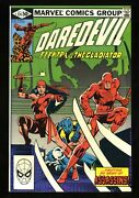 Daredevil 174 Nm- 9.2 Elektra 1st Appearance Of The Hand