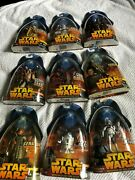 Star Wars Revenge Of The Sith Lot Of 9 Action Figures Nib