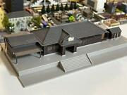 Gauge Model Train Local Station To Geocolle Geotown Miniature Residential
