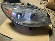 07-10 Mercedes W216 Cl550 Cl600 Right Side Headlight Lamp Xenon W/ Night Vision