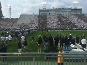 6 Penn State Vs Indiana Football Tickets -- Front Row With 2 Parking Passes