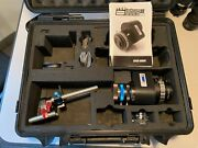 Letus 35 Elite Depth Of Field Adapter Bundle With Hard Custom Shipping Case
