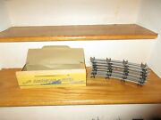 American Flyer 3 /16 S Scale 702 Curve Track In Box