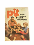 Vintage Pit Card Game 1973 Trading Card No. 661 Parker Brothers Complete Working
